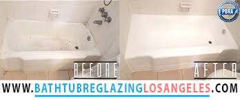 bathtub reglazing los angeles