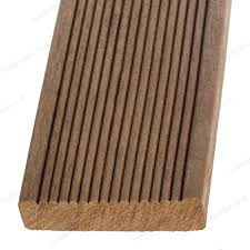 reeded decking board balau 19mm x 90mm 3 962m