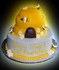 bumblebee baby shower bumble bee baby shower cake sweet somethings desserts