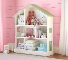 Kid Bookshelves by Dollhouse Bookcase Pottery Barn Kids Kids Pinterest