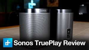 sonos connect home theater sonos trueplay 5 1 surround home theater calibration hands on