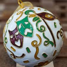 mardi gras ornaments keller designs cloisonne ornaments archives new orleans