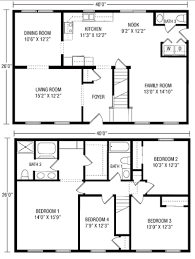 two story floor plan 2 story floor plans home design ideas and pictures
