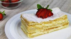 sugar free mille feuille napoleon easy recipe youtube