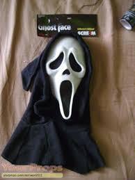 scream 4 scre4m halloween horror nights ghostface costume