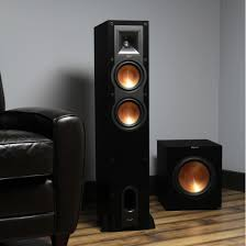 rf 42 ii home theater system amazon com klipsch r 26f floorstanding speaker each home audio