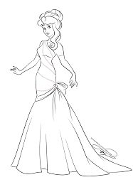 lineart glamorous fashion aurora by selinmarsou on deviantart