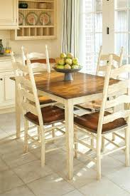 Light Oak Dining Room Chairs Dining Chair Oak Dining Table And Ladderback Chairs Ladder Back