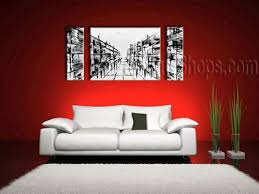 modern art for home decor enchanting tri panel wall art for home decor modern art abstract