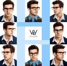 Mens Hairstyle By Face Shape by The Best Glasses For All Face Shapes How To Choose Perfect Frames