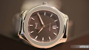 piaget automatic piaget polo s a new look and new material for a 1980s classic