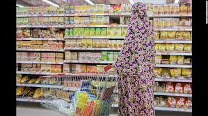 western style stores growing in iran cnn