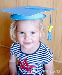 kindergarten cap and gown preschool graduation on the cheap