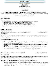 Good Examples Of Resumes by Great Resume Writing Examples