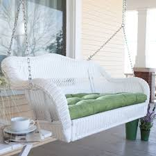 have to have it casco bay resin wicker porch swing with optional