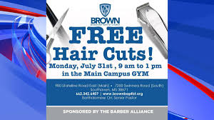 local church barbers to provide free haircuts to mid south