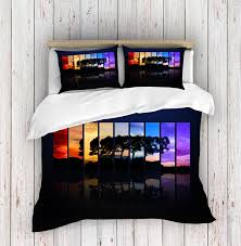 All Seasons Duvets 3d Photo Print All Seasons Duvet Cover Set Bed Runners And Pillows