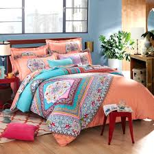duvet covers coral duvet covers queen watercolor floral chintz
