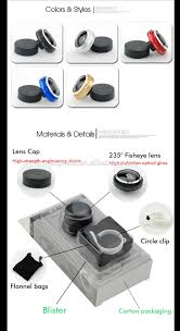 mobile phone accessories fish eye camera smartphone gadgets 2016