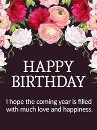 Happy Birthday Wish Best 25 Happy Birthday Wishes Ideas On Pinterest Birthday