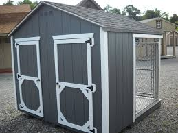 8x8 u0027 double dog kennel animal shelters dog kennels u0026 houses