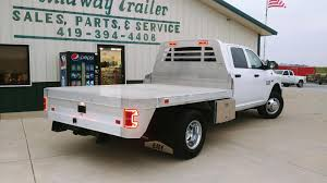 eby big country aluminum truck bed midway trailers trailers in