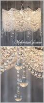 Plastic Crystals For Chandeliers Best 25 Modern Chandelier Ideas On Pinterest Lighting
