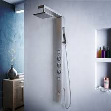 shower tower latest trend in bathroom u2014 the homy design
