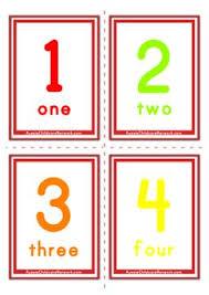free printable number flashcards 1 20 free printable number flashcards also can use for learning shapes