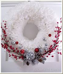 an absolutely gorgeous wreath can you believe it u0027s made out of