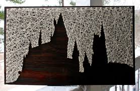Harry Potter Home Harry Potter String Art Hogwarts Is My Home
