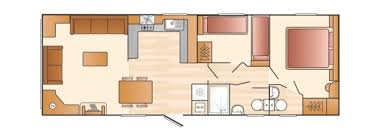 Caravan Floor Plans New 2018 Swift Snowdonia 35ft X 12ft 2 Bedroom Static Caravan