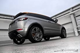 land rover thailand project kahn u0027s stylish take on the range rover evoque