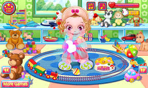 baby caring games with anna android apps on google play