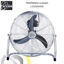 Petit Ventilateur A Pince by Ventilateur Turbo Louisiana 45cm 112052 Farelek