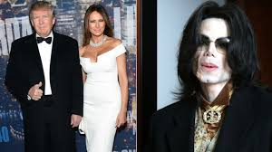 Sofa King Snl by Melania Trump Says Michael Jackson Wanted To Kiss Her To Make