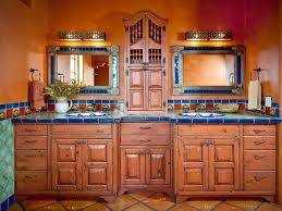 Kitchen Sink Spanish - 10 spanish inspired rooms master bathroom vanity tile flooring
