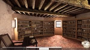 bordeaux 3 bureau virtuel restitution 3d de la librairie monloe montaigne à l œuvre