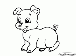 20 free printable pig coloring pages everfreecoloring