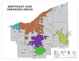 Cleveland Zip Code Map News About Urban Poverty Growth And Sprawl Reveal Northeast Ohio