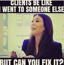 Nail Tech Meme - heavenly touch spa on twitter we do it right the first time book