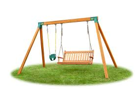 Swing Bench Outdoor by Swing Sets Swings Wooden Playsets U0026 Jungle Gyms Eastern Jungle Gym