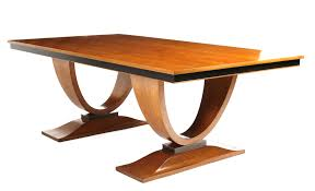 art deco dining table dining room furniture pinterest art
