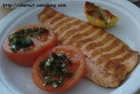 cuisiner truite au four filet de truite saumonée et tomates au four arnaud cuisine