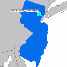 map of essex county nj essex county jersey county information epodunk