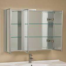 Stainless Steel Mirrored Bathroom Cabinet by Bathroom Cabinets Stainless Steel Medicine Cabinet Mirrored