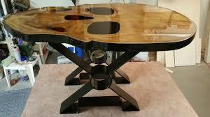 Custom Coffee Table by 3d Carved Skull Coffe Table U2013 Arizona Custom Wood Designs