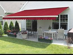 Patio Awning Metal Awnings Awnings For Patios And Decks Youtube