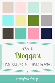 33 best images about decorating with color on pinterest paint