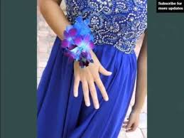royal blue corsage blue and purple orchids corsage picture ideas for wedding orchids